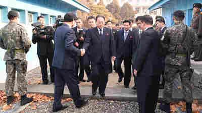 North Korean Athletes Will March With South Koreans At Pyeongchang Olympics