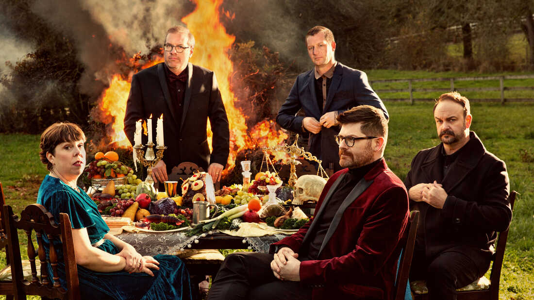 The Decemberists Announce A New Album — And Share The Synth-Driven 'Severed'