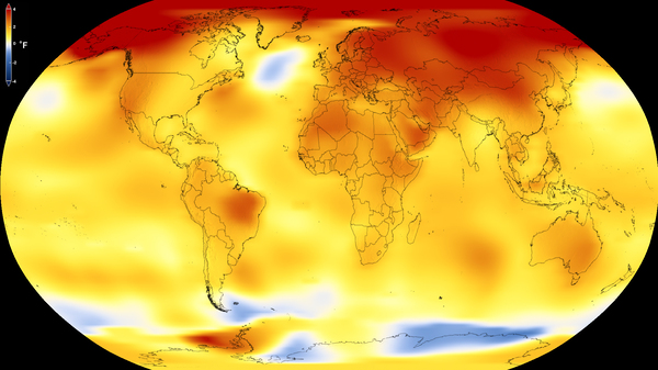 2017 Among Warmest Years On Record