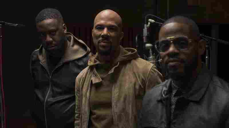 Common, Karriem Riggins, Robert Glasper And Brandy Unite On 'Optimistic'
