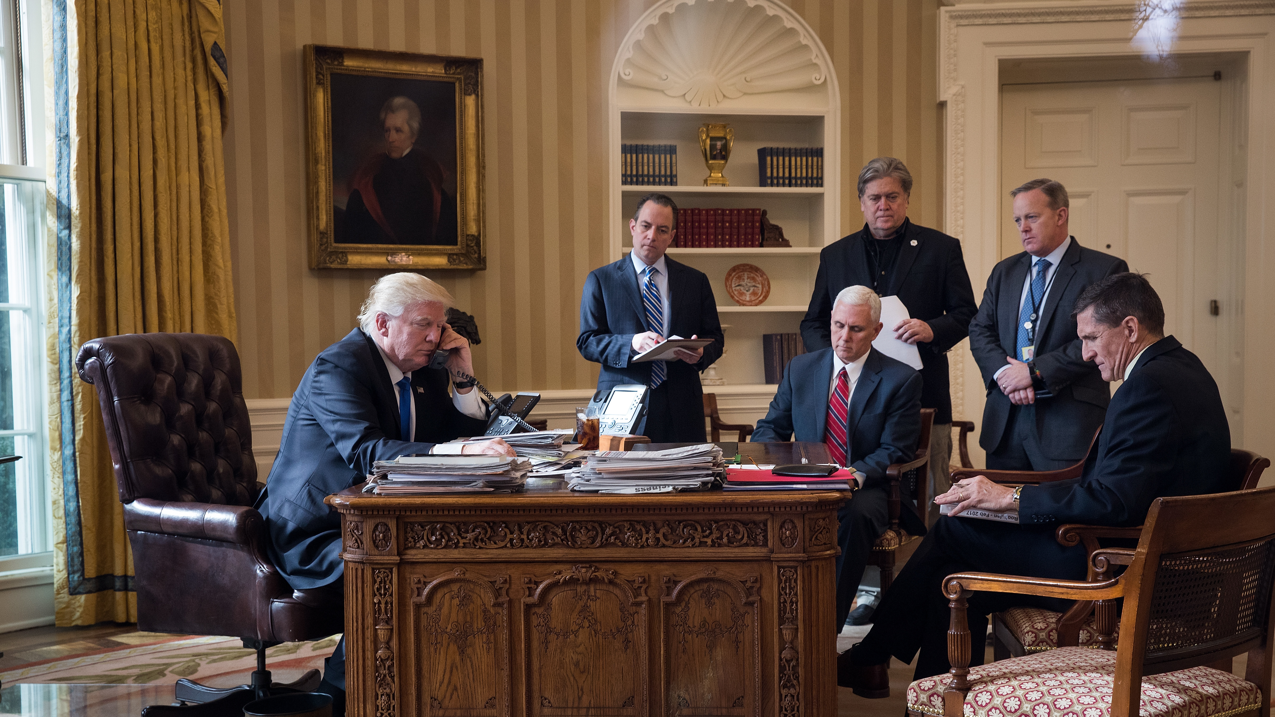 Turnover In Trumps White House Is RecordSetting And It Isnt