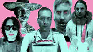 Swagger Punks Hot Snakes Are Back, Hear 'Six Wave Hold-Down'