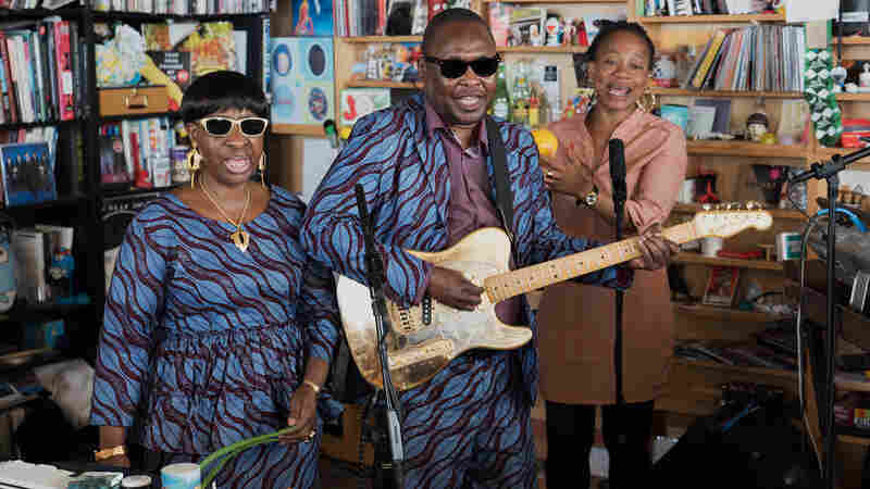 Amadou and Mariam: Tiny Desk Concert