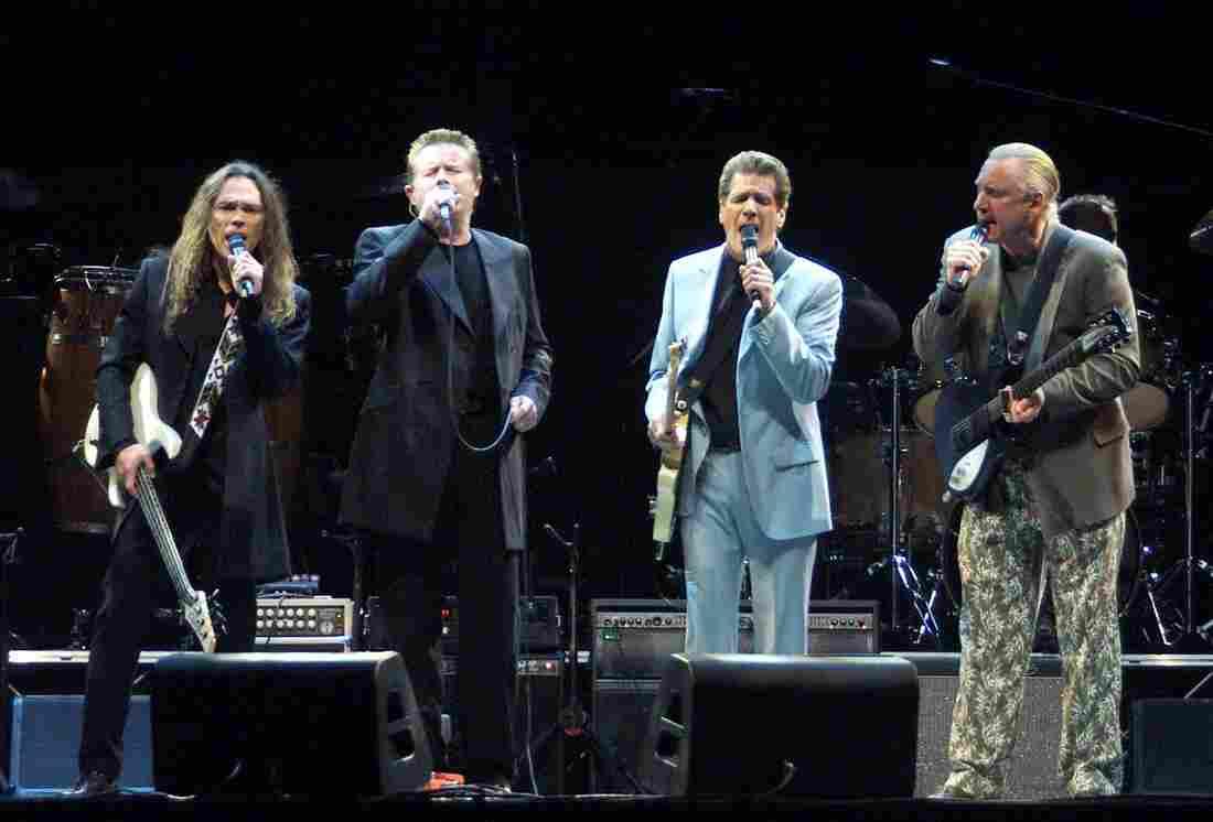 Eagles On Stage