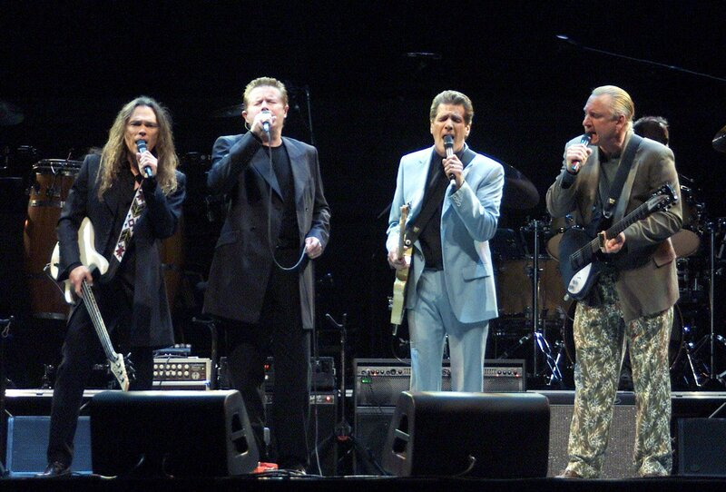 Eagles v  Hotel California: After Lawsuit, Band Reaches A