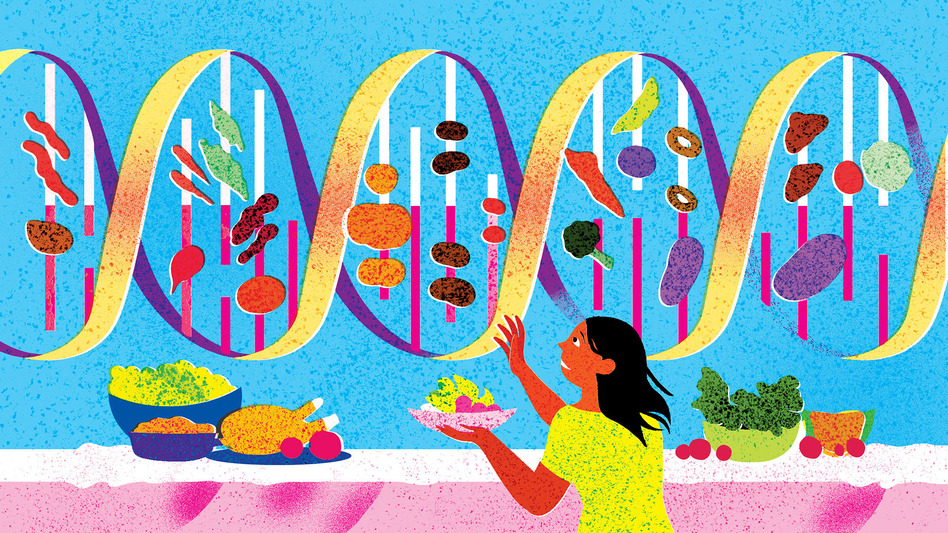 Personalized diets can your genes really tell you what to eat theres an explosion of interest in personalized diet approaches and at home test kits are popping up everywhere jenn liv for npr malvernweather Image collections