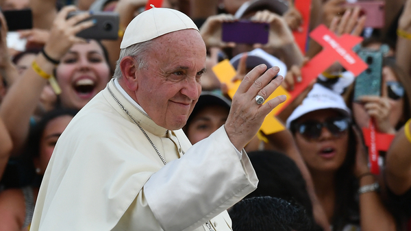 Sex Abuse Scandal Isn't The Only 'Pain' For The Pope In South America