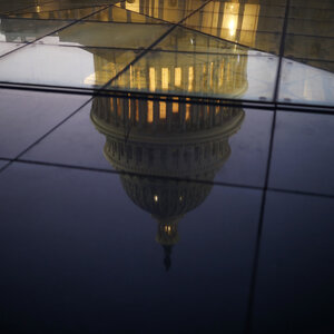 Government Hurtles Toward Midnight Shutdown
