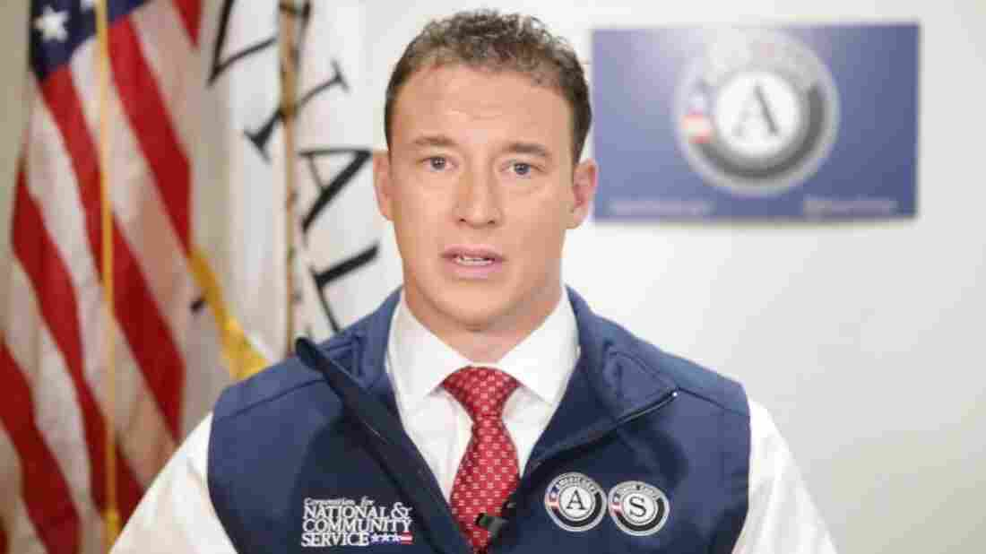Trump appointee Carl Higbie resigns