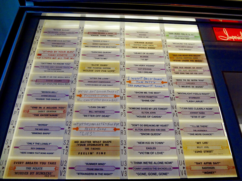 After The Vinyl Revival, The Vinyl-Playing Jukebox Is Back : NPR