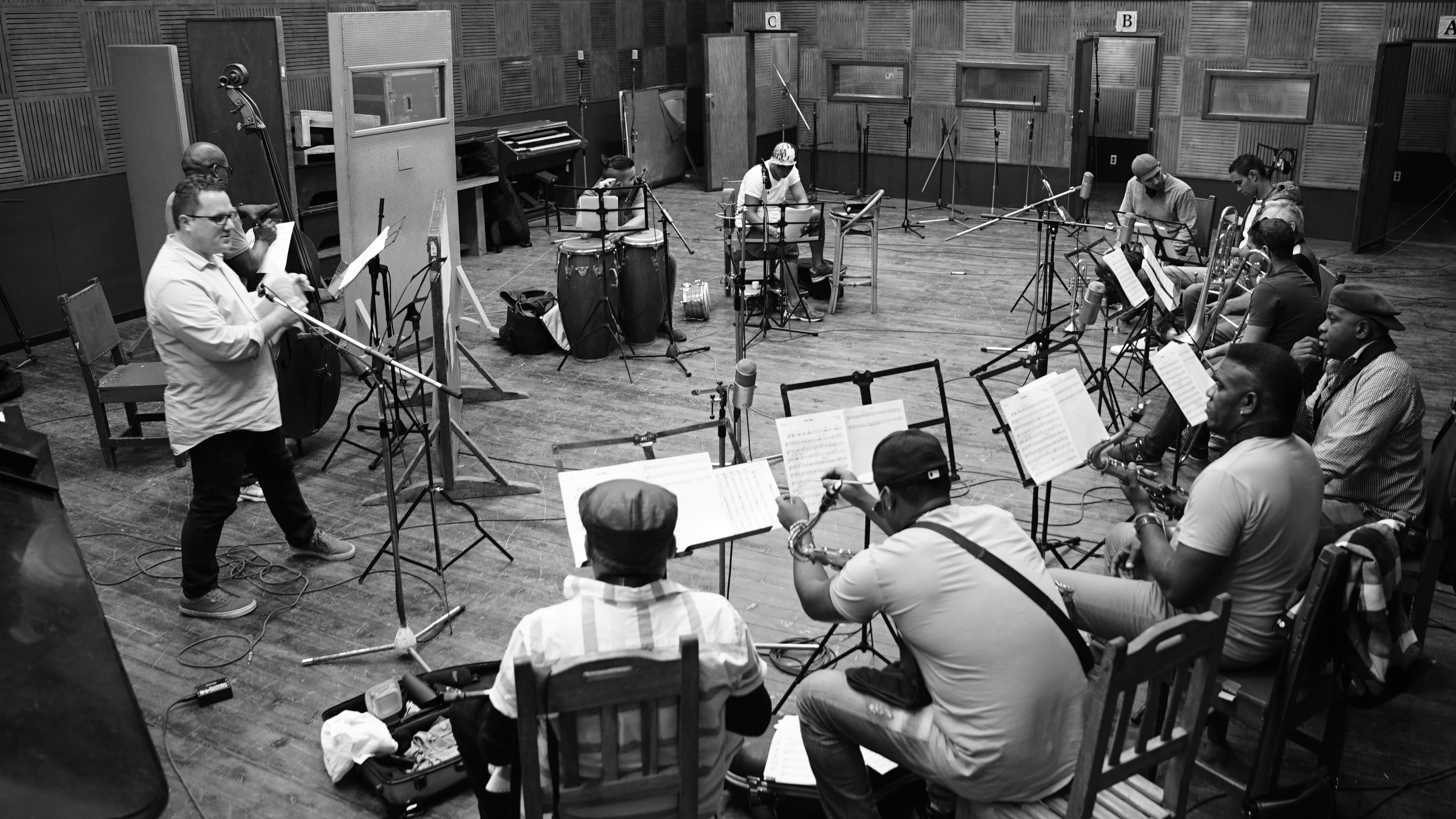 Orquesta Akokán, Echoes Of A Cuban Past Recorded In Havana