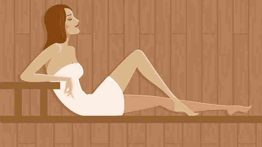 Saunas Are A Hot Trend, And They Might Even Help Your Health