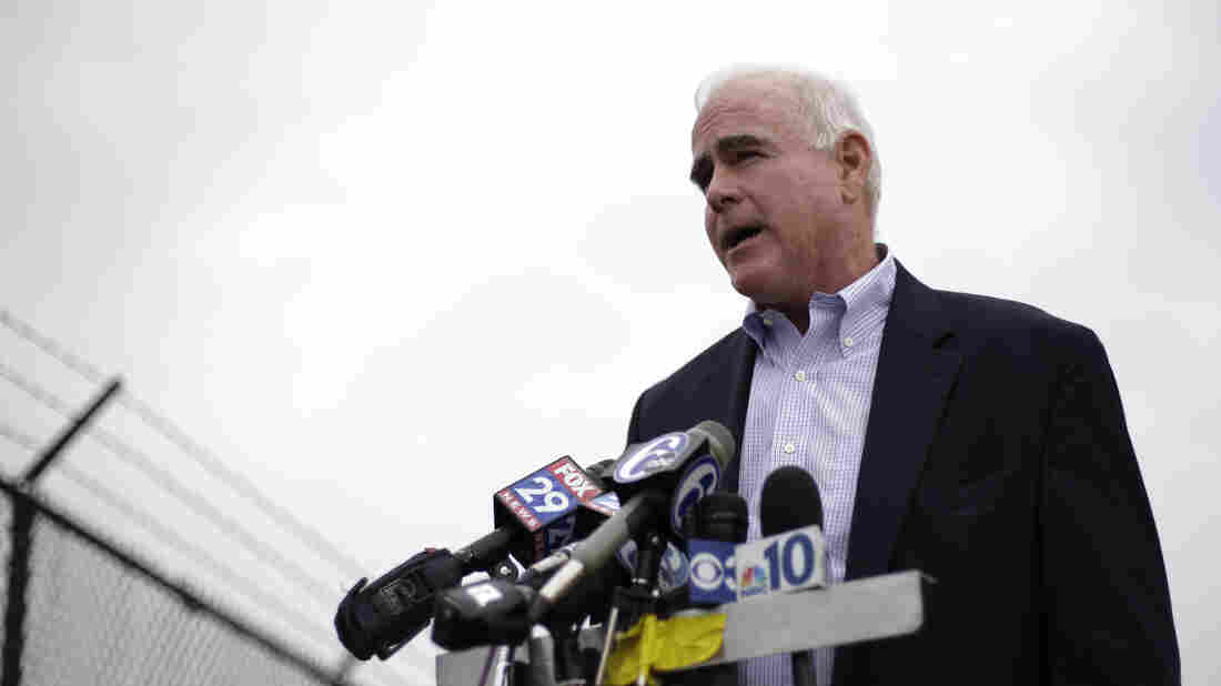 Meehan: Former staffer that was paid settlement claim was his 'soul mate'