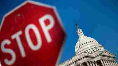 Bipartisan Senate Group Scrambles To End Shutdown