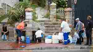 Drought-Stricken Cape Town Braces For Water To Run Out In April