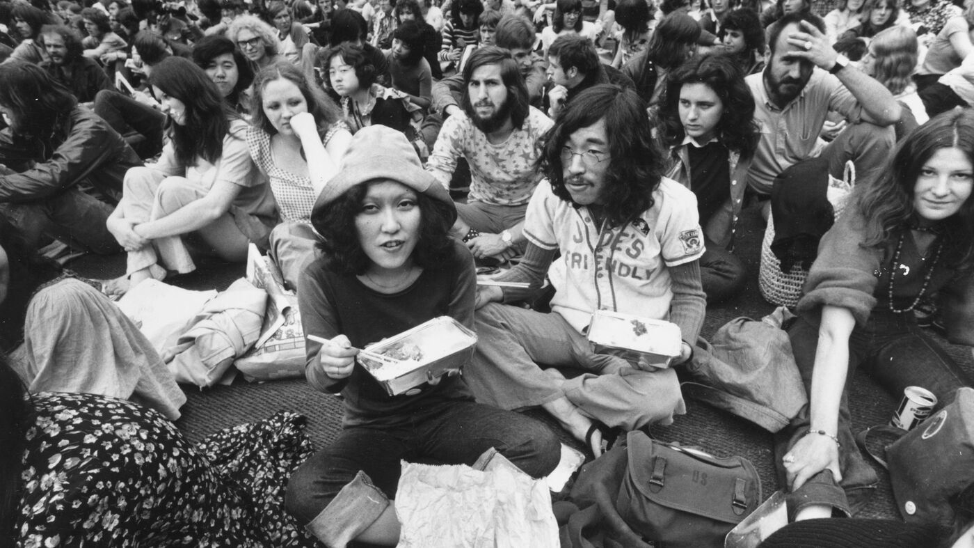 The Far Out History Of How Hippie Food Spread Across