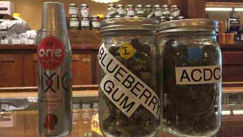 How Much Pot Is In That Brownie? Wyoming Moves To Toughen Edible Marijuana Laws