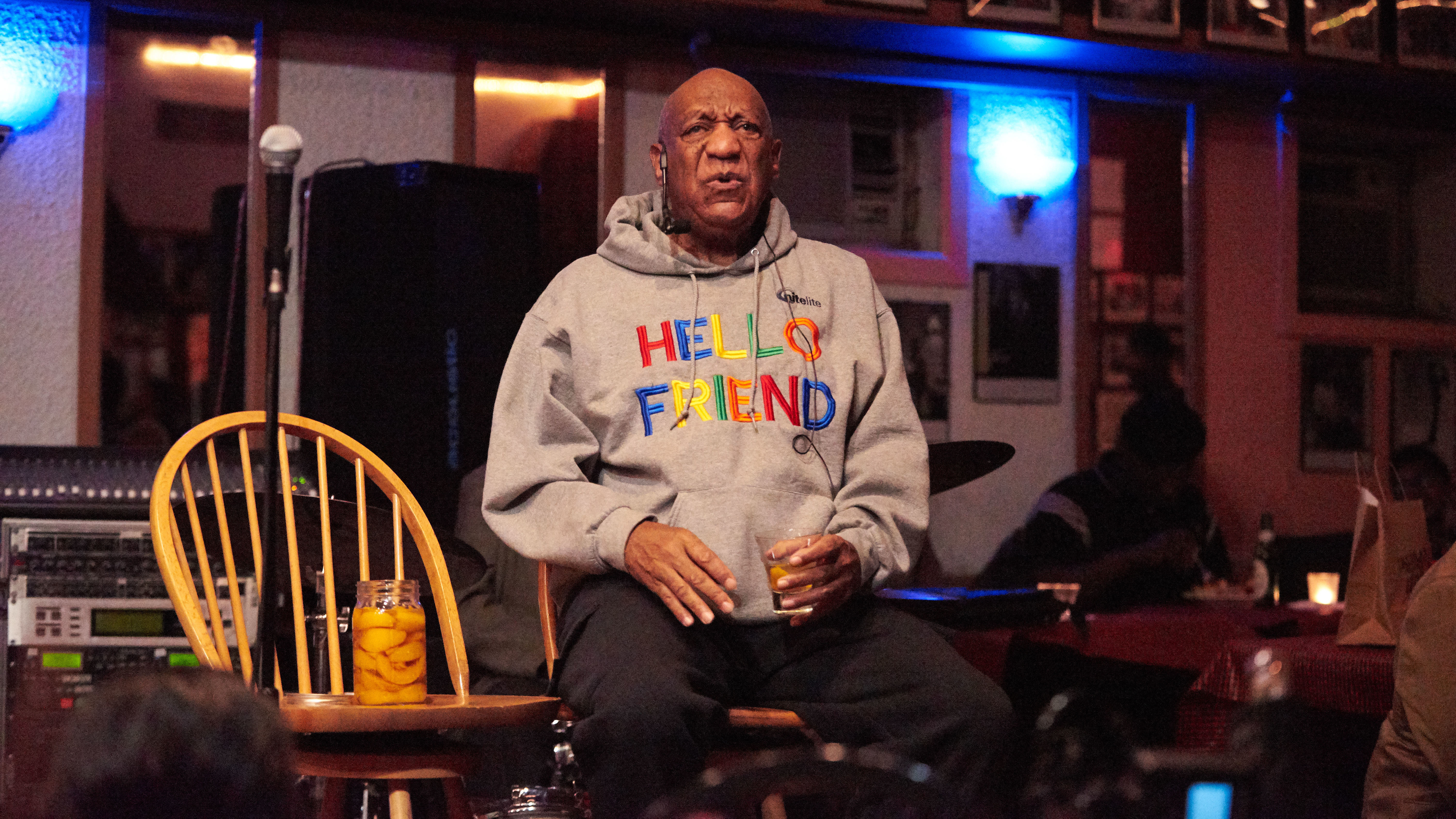 Bill Cosby Takes Stage For The First Time Since Sexual Assault Trial