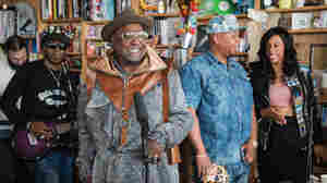 George Clinton & The P-Funk All Stars: Tiny Desk Concert