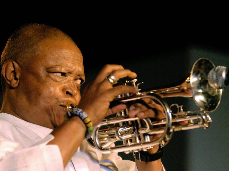 Hugh Masekela, South African Jazz Master And International