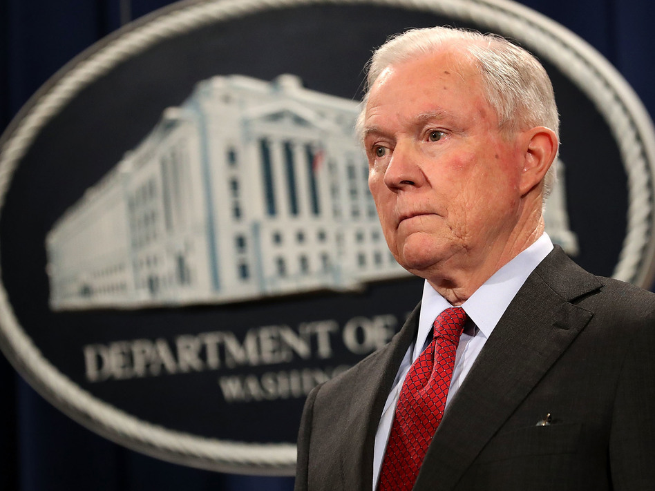 Sessions Interviewed By Special Counsel Robert Mueller As Part Of