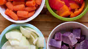 Can Chopping Your Vegetables Boost Their Nutrients?