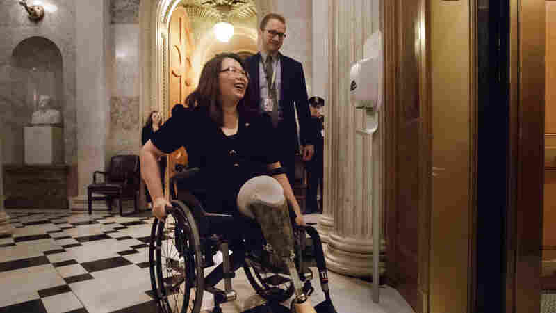 Sen. Tammy Duckworth's Pregnancy Set To Be Another First For The Illinois Democrat