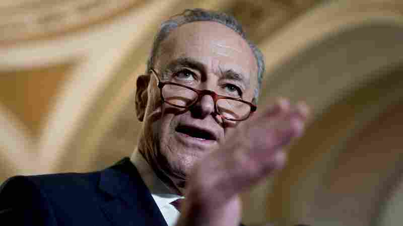 Trump Lashes Out After Schumer Withdraws Offer On Border Wall