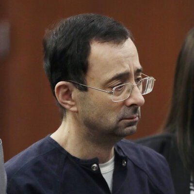 Nassar Gets Up To 175 Years In Prison; Michigan State President Resigns