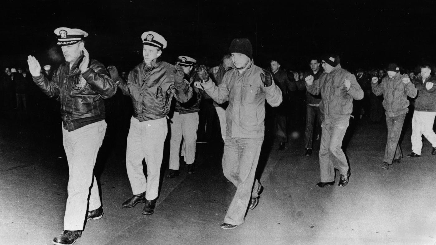 Remembering North Korea's Audacious Capture Of The USS Pueblo : NPR