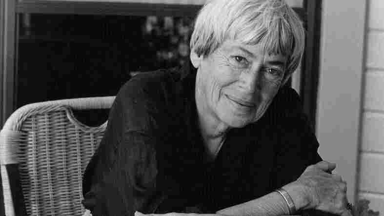 Sci-Fi Titan Le Guin Wanted To 'Stand Up And Be Counted' As A Writer With Kids