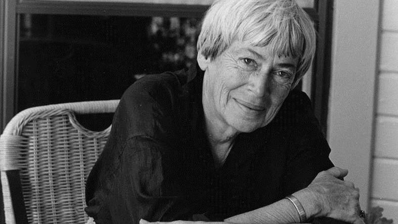 Ursula K. Le Guin wrote more than 20 novels, including The Left Hand of Darkness and the Earthsea series.