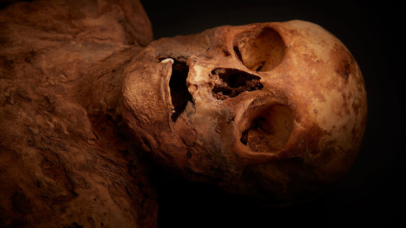 This Mummified Woman Now Has A Name And Famous Relative Boris Johnson