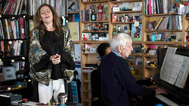 Barbara Hannigan: Tiny Desk Concert