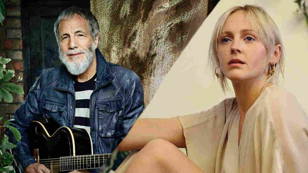 We would love to see Yusuf/Cat Stevens and Laura Marling, both nominees for Best Folk Album, team up for a live performance.