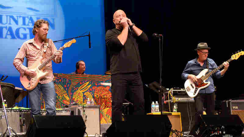 The Fabulous Thunderbirds On Mountain Stage