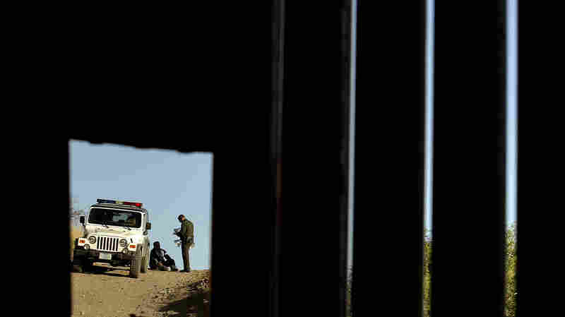 Border Patrol Crackdown Shines Light On Rising Number Of Migrant Deaths
