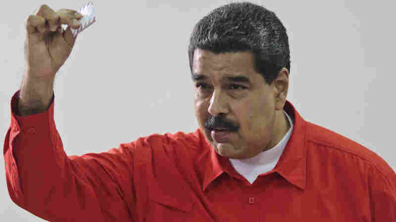 Venezuelan Supreme Court Bans Opposition Leaders From Upcoming Presidential Election