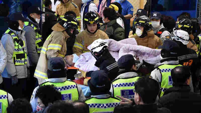 Fire Rips Through South Korean Hospital, Killing Dozens Of Patients