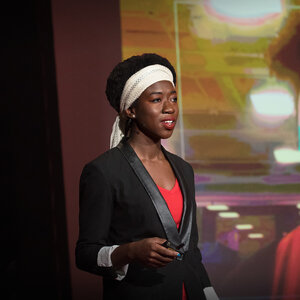 Joy Buolamwini: How Does Facial Recognition Software See Skin Color?
