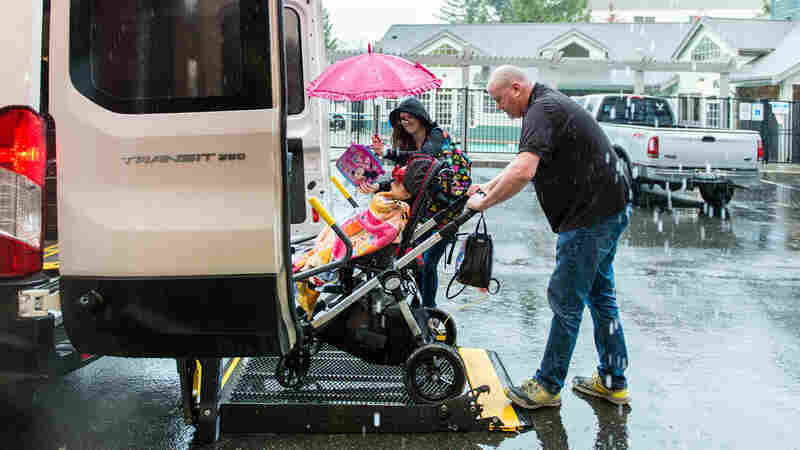 No Car, No Care? Medicaid Transport Program Faces Cuts In Some States