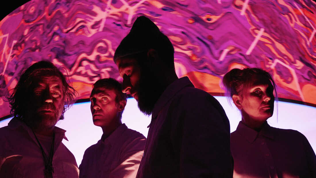 Mind Over Mirrors' Ambitious 'Matchstick Grip' Is Spun From Synths