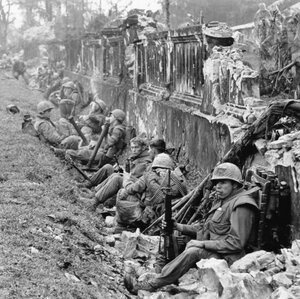 Military Victory But Political Defeat: The Tet Offensive 50 Years Later