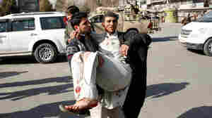 At Least 103 Killed, 235 Wounded In Taliban Car Bombing In Kabul