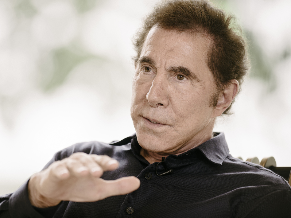 Billionaire Steve Wynn, chairman and chief executive officer of Wynn Resorts, has resigned his post with the RNC. (Bloomberg via Getty Images)