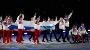 Russia's Paralympics Team Is Banned From South Korea's Winter Games