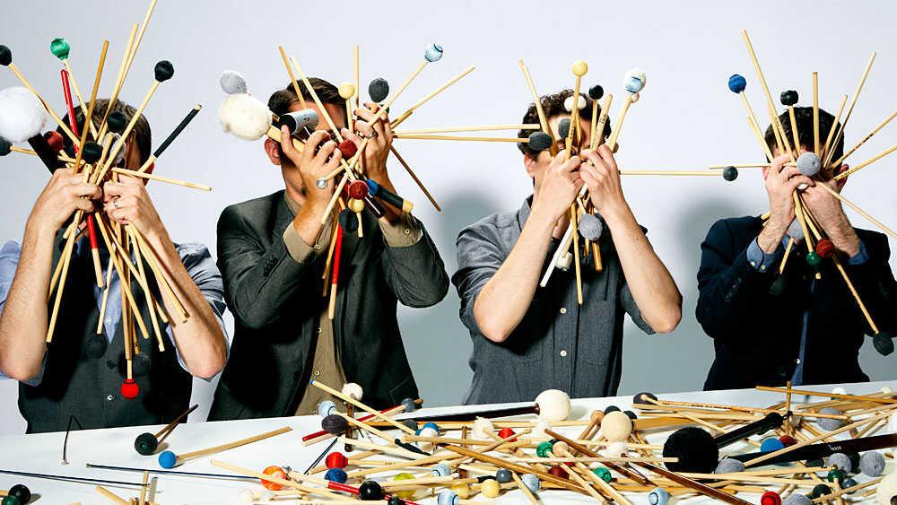 Bang A Gong: Third Coast Percussion Plays Philip Glass
