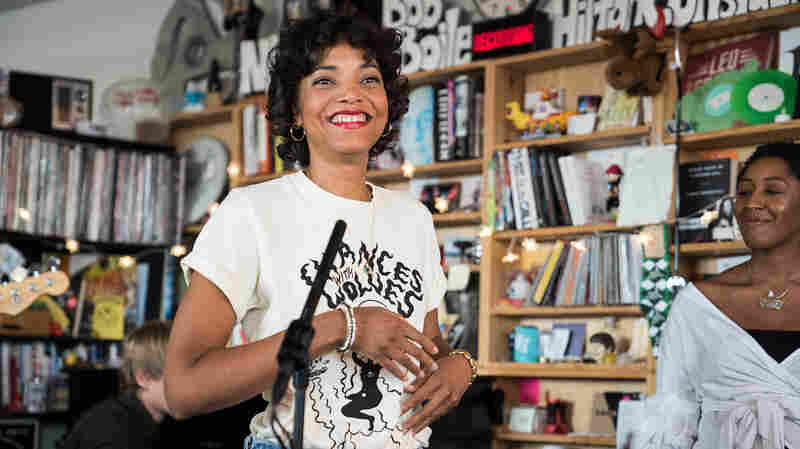 Alice Smith: Tiny Desk Concert