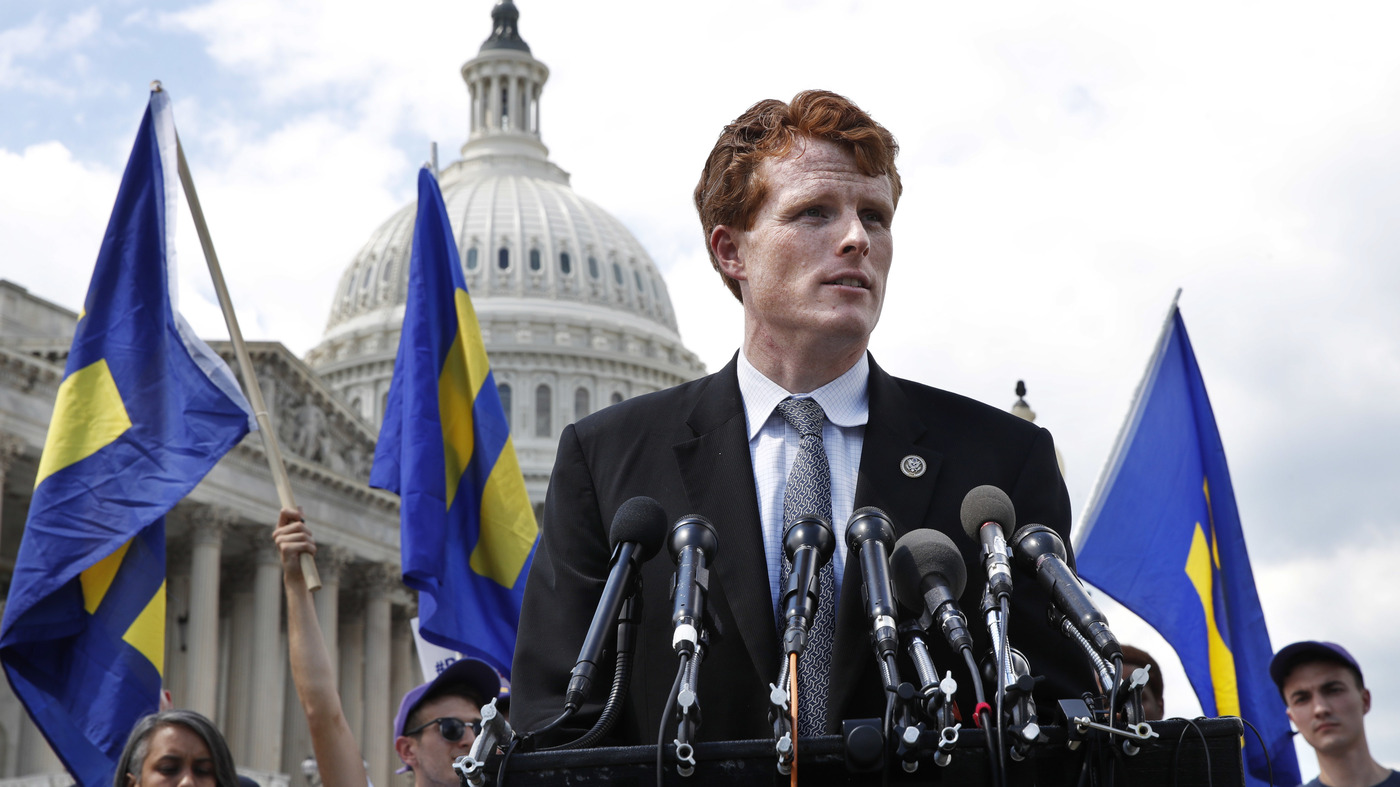 Text And Analysis Joe Kennedys Democratic Response To The State Of