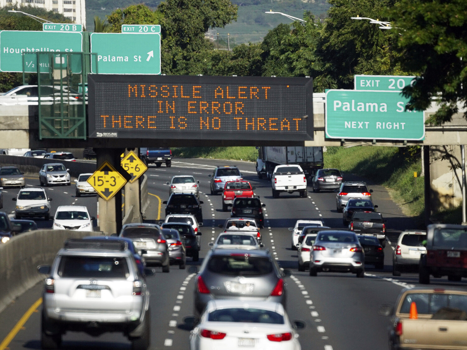 Hawaii Missile Drill Stated 'This Is Not A Drill,' Resulting In False Alert